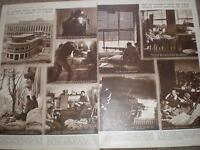 Photo article Spain civil war street fighting in Madrid 1936 ref AZ