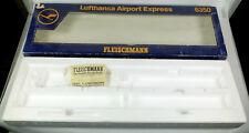 Fleischmann LEERKARTON 6350 Lufthansa Airport Express Leerverpackung empty box