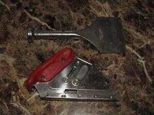 Roberts Loop Pile Cutter/Carpet Row Knife and Stair tool Carpet Tools