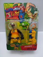 Vintage Earthworm Jim 1995 Psycrow Item 8607 (See Pictures) - Factory Sealed