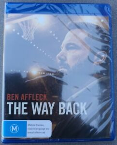 The Way Back Blu-ray Brand New Sealed