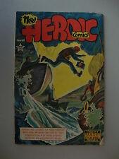Heroic Comics #60 G/Vg Hero Of The High Sea