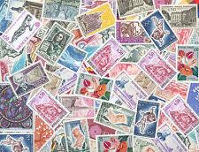 FRANCE SUPER LOT A5: 100 timbres des années 1960 et 1970, Neufs sans charnière