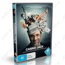 Casino Jack And the United States Of Money : New Documentary DVD