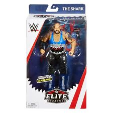 WWE Mattel The Shark Exclusive Elite Series Figure