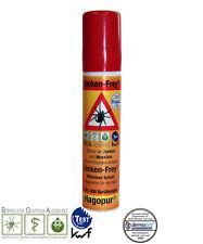 Anti Zecken Stift Spray Schutz gegen Zecke Ixodida Milbe Mensch Wandern Camping