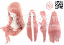 VOCALOID wig luka Cosplay Long Dark Pink Wig 100cm