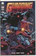 Guarding the Globe 2012 series # 2 near mint comic book