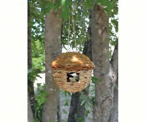 Round Hanging Grass Roosting Pocket  SE936