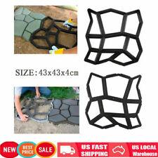 9grid Plastic Pathmate Stone Paving Mold Concrete Stepping Path Walk Mould Paver