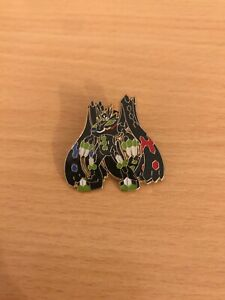 Pokemon Zygarde Complete Form Badge Official