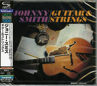 JOHNNY SMITH-GUITAR & STRINGS-JAPAN SHM-CD C15
