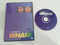 WHAM ! THE BEST OF WHAM GEORGE MICHAEL DVD + EXTRAS - AM