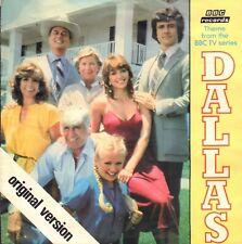 "FRANK BARBER ORCHESTRA – Dallas (1982 SINGLE 7"" HOLLAND SOUNDTRACK TV SERIE)"