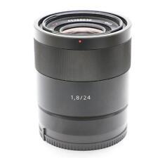 NEW SONY Sonnar T* E 24mm F1.8 ZA Lens for E (SEL24F18Z)