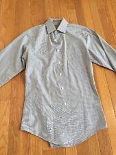 Van Heusen Fitted Dress Shirt 14.5 32/33