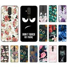 For Nokia 4.2 3.2 2.2 X71 Shockproof Soft Silicone Clear Painted TPU Case Cover
