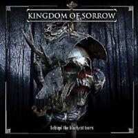 "KINGDOM OF SORROW ""BEHIND THE BLACKEST TEARS"" CD NEW+"