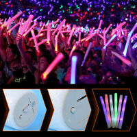 1Pc/Lot Light Up Foam Sticks LED Wands Flashing Glow Stick Concert Party Supply