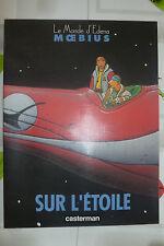 BD le monde d'édéna n°1 sur l'étoile EO 1990 TBE moebius