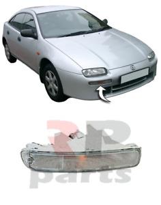 Pour Mazda 323 F 1994-1998 Neuf Avant Pare-Choc Côté Clignotant Blanc Droit