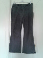 BHS GREY DENIM BOOTCUT JEANS SIZE 12