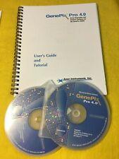 Axon Instruments GenePix Software GenPix Pro 4.0