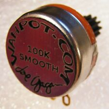 "100K""SMOOTH wah POT"" top quality CARBON=VINTAGE sound! special offer,see below"