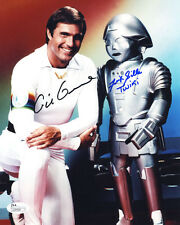 "(SSG) Rare GIL GERARD & FELIX SILLA Signed 8X10 ""Buck Rogers"" Photo - JSA COA"
