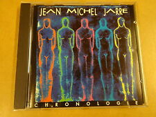 CD / JEAN MICHEL JARRE - CHRONOLOGIE