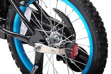 Front Rear Headlight Tailight Bike Bicycle Magnetic Sensor Dynamo LED Light Set
