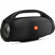 JBL Boombox Waterproof Portable Wireless Bluetooth Speaker - Black