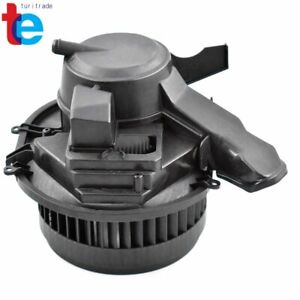 A/C AC Heater Blower Motor w/ Fan Cage for Volvo XC70 XC90 S60 S80 V70 615-58480