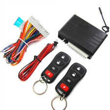 Car Remote Control Central Door Lock Kit Locking Keyless Entry System Wys 08