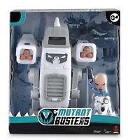 MUTANT BUSTERS METAL ICE AND DAVID SNOW, ACTION FIGURES