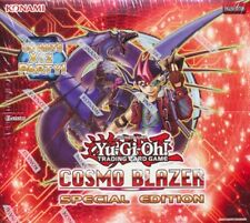 YUGIOH cards COSMO BLAZER SPECIAL EDITION BOX 10ct SEALED!!