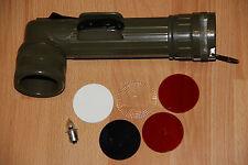 US Army Navy original Fulton Taschenlampe MX-991/U made in USA Neuware 2 D-Cell