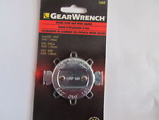 Gear Wrench Spark Plug Gap Wire Gauge #166  NEW  FREE SHIPPING