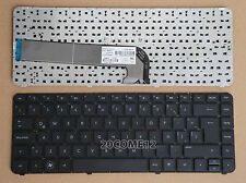 FOR HP dv4-4160la dv4-4165la dv4-4167la Keyboard Latin Spanish Teclado No Frame