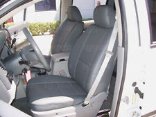 DODGE DURANGO 2005-2009 IGGEE S.LEATHER CUSTOM FIT SEAT COVER 13COLORS AVAILABLE