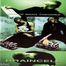 Braincell - Man Of Many Theories CD NEU - HARTHOUSE '96 TECHNO MINIMAL ELECTRO