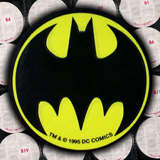 Tazos De 1995 conjunto completo de 64 Waddingtons Batman Dc Comics-perfecto Estado-visita la tienda de Pog