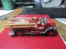 1998 Matchbox of 1920 Mack AC Fire Engine