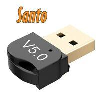 Santo Wireless USB 5.0 Dongle Receiver Transmitter