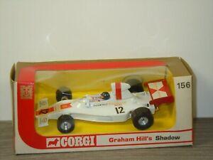 Graham Hill's Shadow - Corgi 156 England in Box *53256
