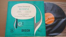 Excellent (EX) 1st Edition Overture Classical Vinyl Records