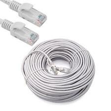 Ethernet Cable RJ45 45M Long Cat5 Gigabit LAN Network Internet Router Wire Lead