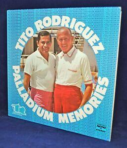 Tito Rodriguez  – Palladium Memories  – TR Records TLP-00200 Latin LP