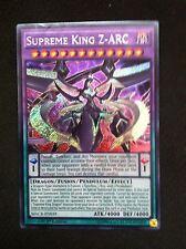 Yu-Gi-Oh  Z-ARC, Roi Suprême MACR-EN039 SECRET