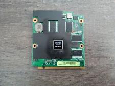 CARTE GRAPHIQUE NVIDIA GEFORCE 9650M GT, 1 GO GDDR3 (Monte Asus X72VN)